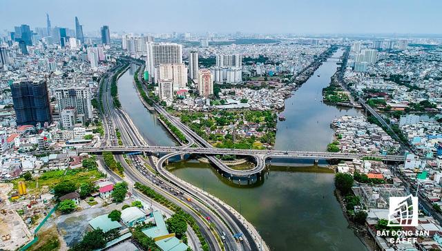 Được rót hàng chục nghìn tỷ đầu tư giao thông, quận 4 đang thay đổi thế nào?