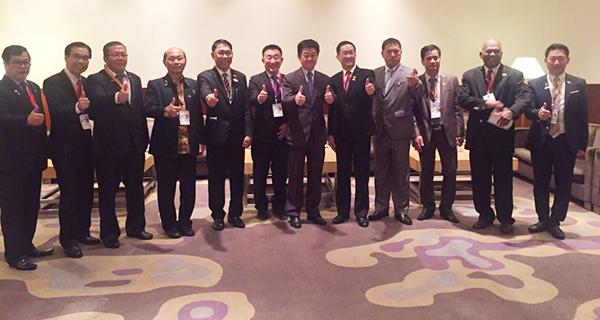 Hiệp hội BĐS Việt Nam tham dự Hội nghị liên hiệp Hội BĐS các Quốc gia trực thuộc khối ASEAN