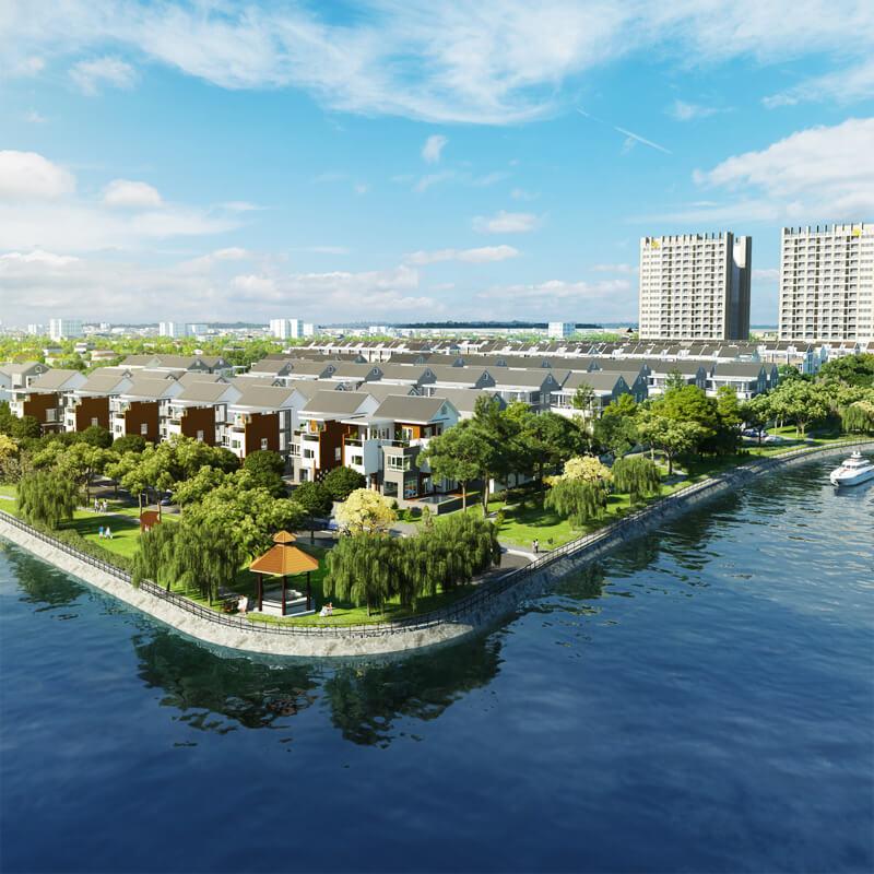 Đề xuất cho TP.HCM được lựa chọn chủ đầu tư dự án có quy mô 100ha trở lên