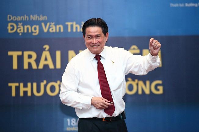Chủ tịch TTC Đặng Văn Thành: Doanh nghiệp Việt không nên quá bi quan làm mất tinh thần, phải trụ lại trước rồi tiếp tục phát triển