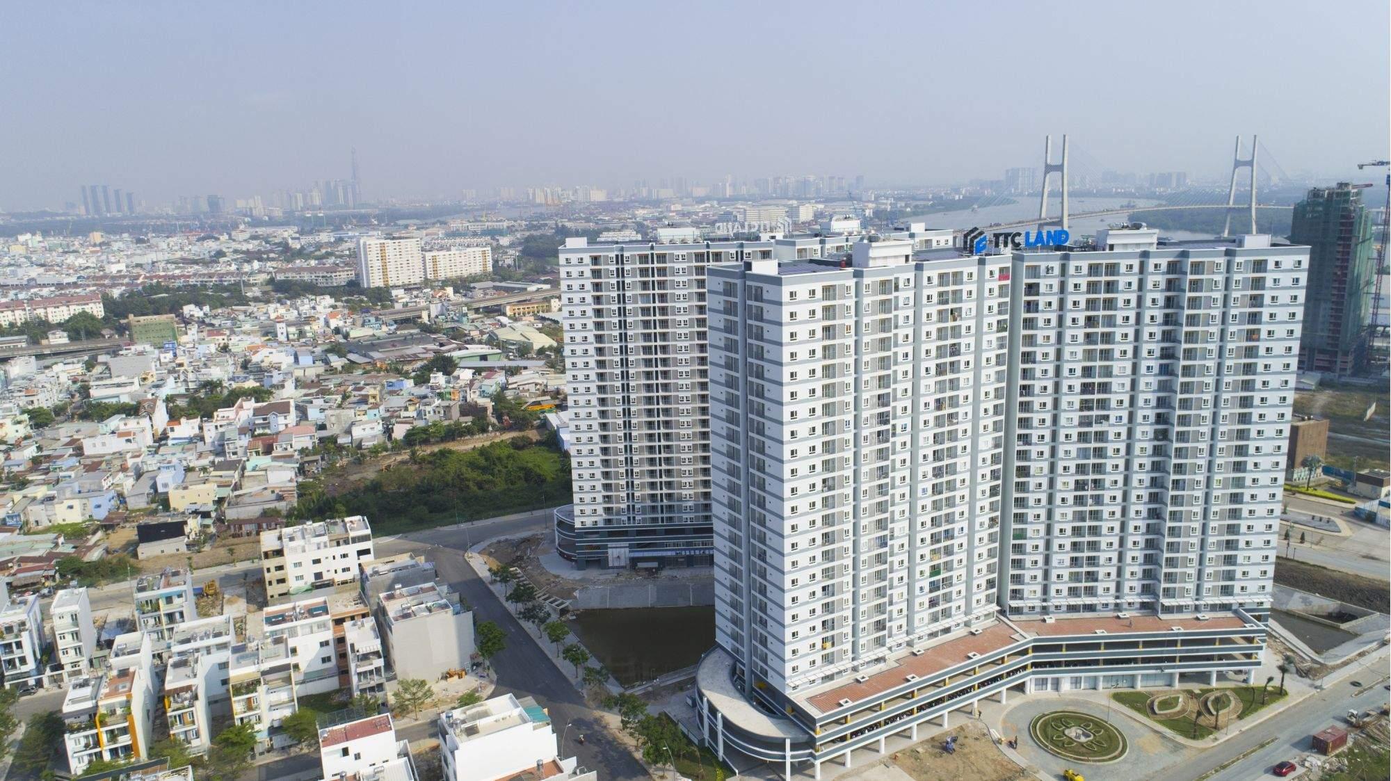 HĐQT, Ban TGĐ TTC Land (SCR) đăng ký mua vào 5 triệu cổ phiếu SCR