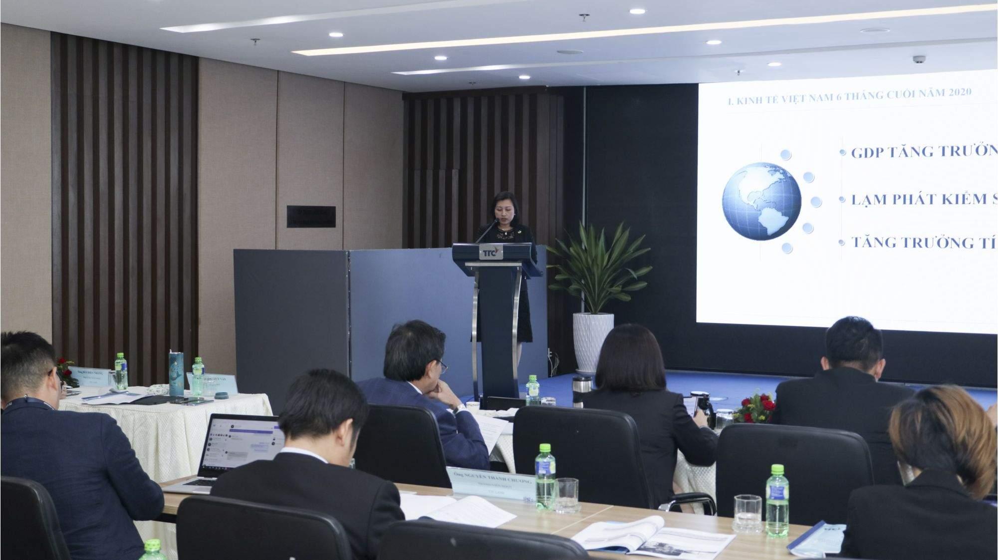 Hội nghị sơ kết 6 tháng đầu năm TTC Land: Kiện toàn hoạt động, hoàn thành mục tiêu 2020 và triển khai chiến lược 5 năm (2021 - 2025)