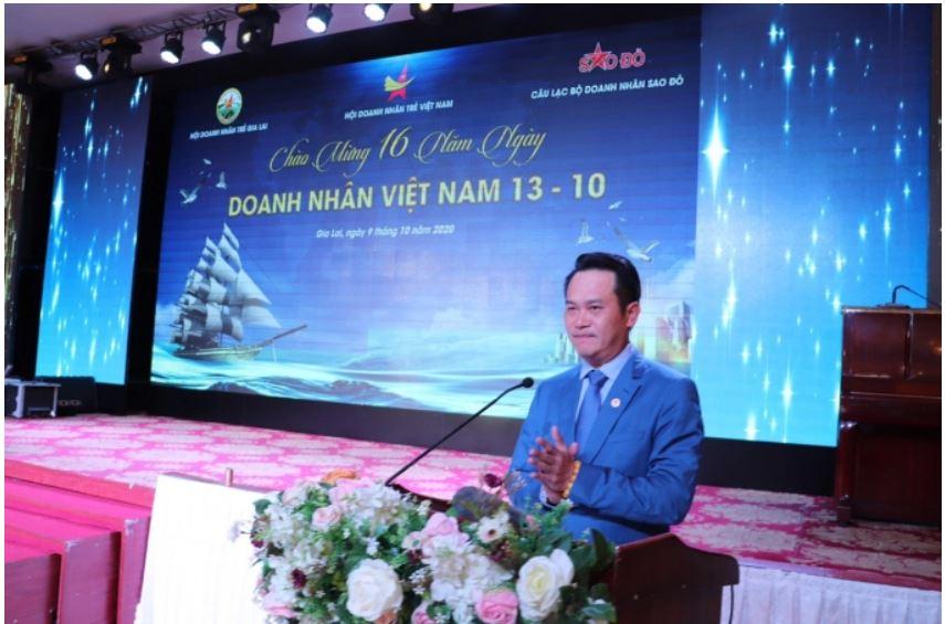 Gia Lai: Nhiều hoạt động chào mừng ngày Doanh nhân Việt Nam