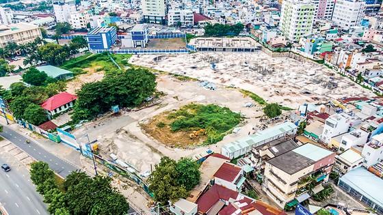 TPHCM: Nhiều dự án địa ốc hồi sinh
