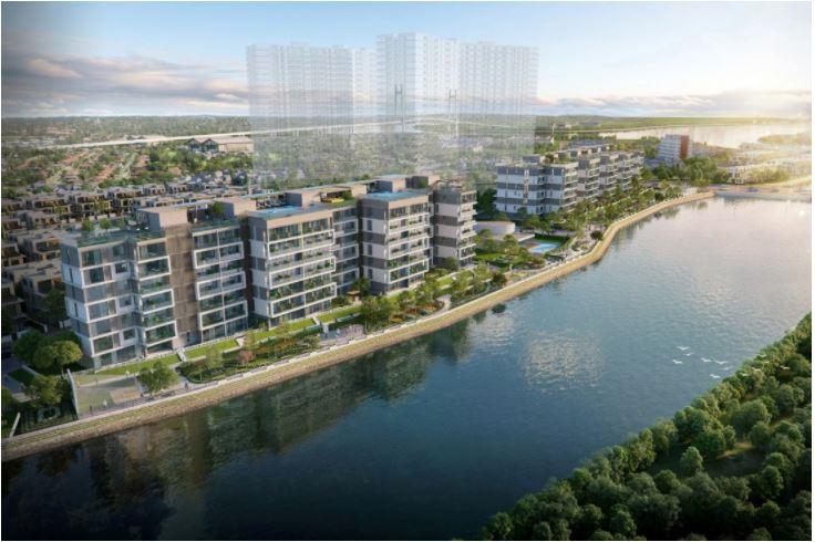 Top 6 dự án căn hộ nổi bật tại Quận 7