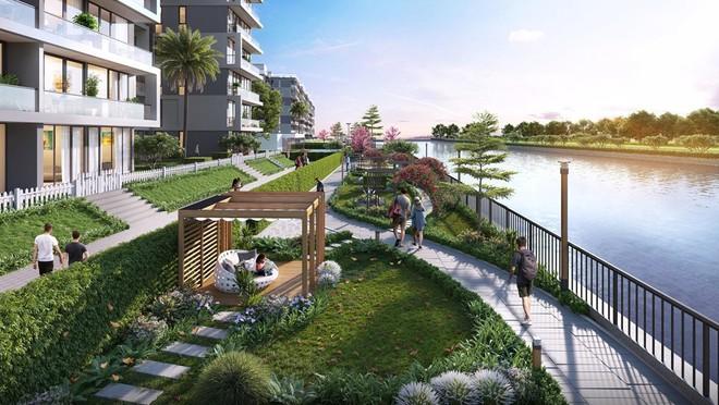 Villacondo 5 sao tại trung tâm quận 7 có giá chỉ từ 45 triệu đồng/m2