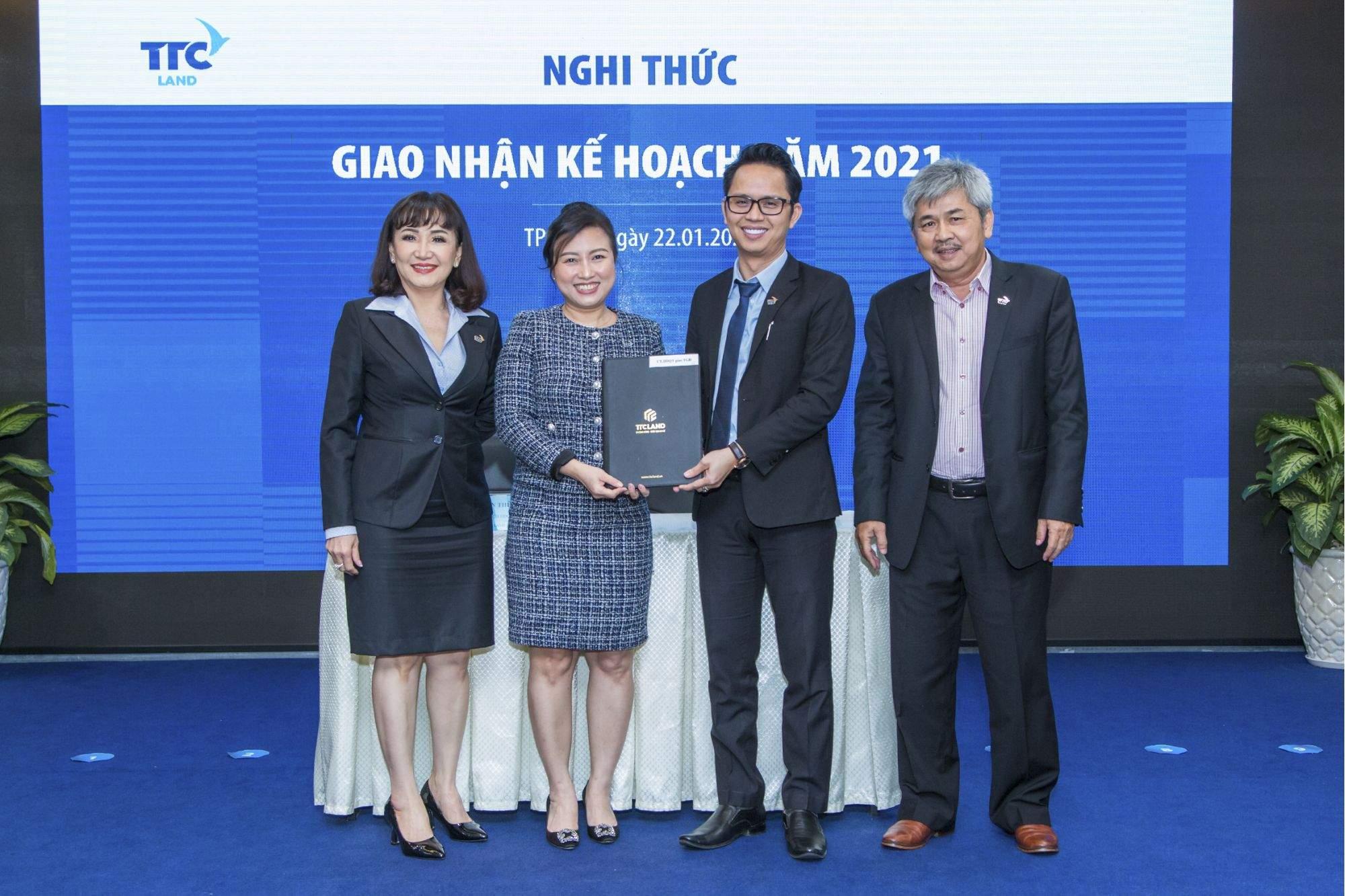 Sứ mệnh TTC Land trong 5 năm 2021-2025: Liên tục đổi mới để hoàn thiện