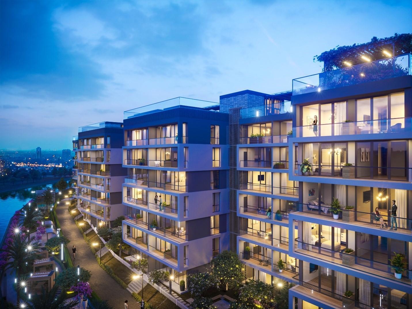 Những dự án căn hộ hạng sang đúng nghĩa ở Tp.HCM