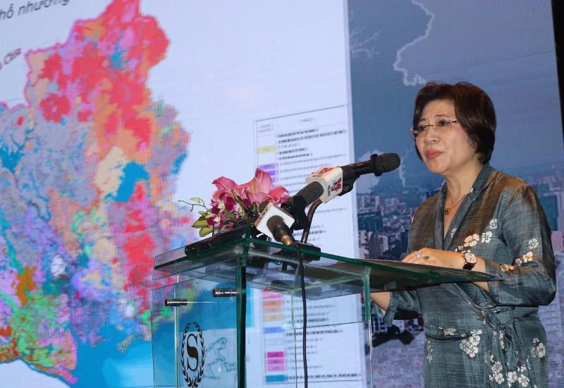 Bộ Xây dựng: Công bố điều chỉnh quy hoạch vùng TP Hồ Chí Minh