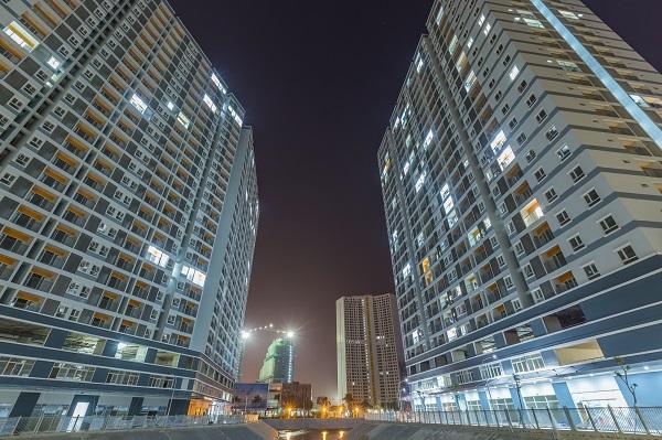 Thành phố Hồ Chí Minh có thêm 1000 căn nhà ở xã hội