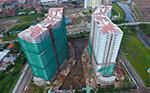 Cập nhật tiến độ dự án Jamona City tháng 10/2017
