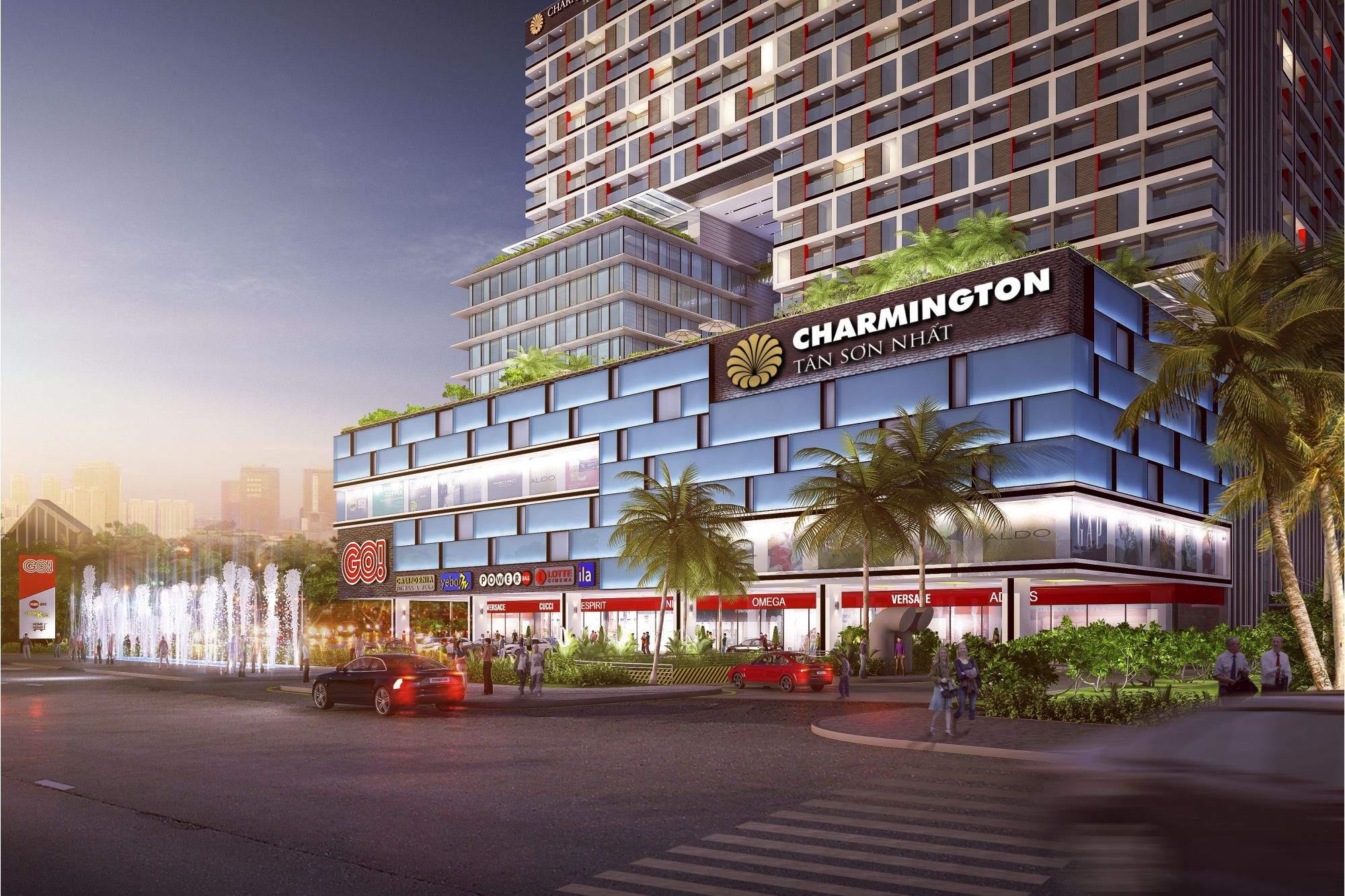 Charmington Tân Sơn Nhất