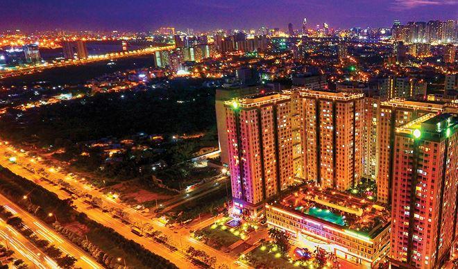 TP.HCM dần định hình diện mạo đô thị thông minh tương lai
