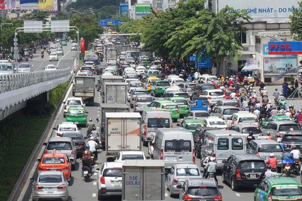 """Căn hộ """"downtown"""" tại trung tâm Sài Gòn, tiết kiệm tối đa thời gian di chuyển"""