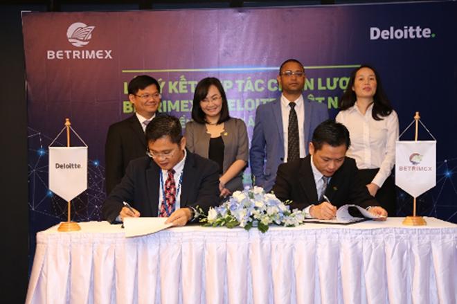 Betrimex và Deloitte hợp tác chiến lược triển khai dự án SAP - IFRS