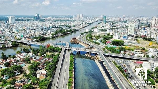 Sức bật hạ tầng nâng tầm vị thế bất động sản Quận 4