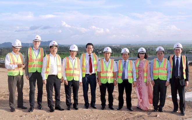 Chủ tịch Tập đoàn TTC Đặng Văn Thành: Nguồn năng lượng mới