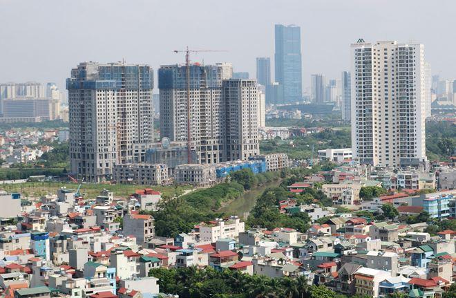 Bất động sản Hà Nội, tâm điểm vẫn là khu vực phía Tây