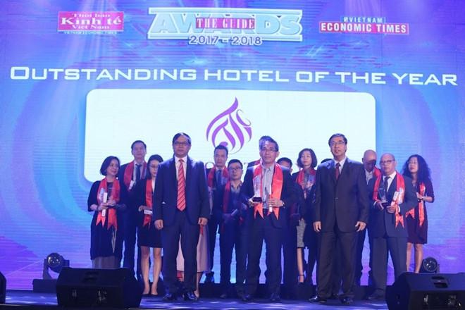 TTC nhận 5 giải tại The Guide Awards 2018