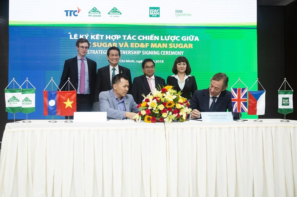 SBT bắt tay với đối tác đến từ Anh đưa sản phẩm sang châu Âu