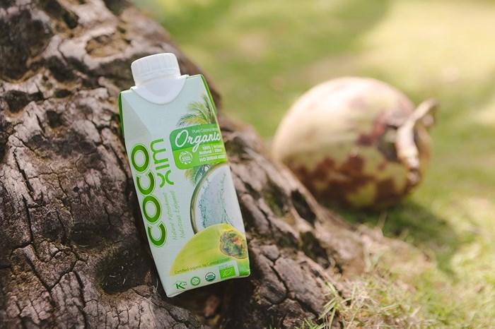 Betrimex ra mắt sản phẩm nước dừa nguyên chất Cocoxim Organic