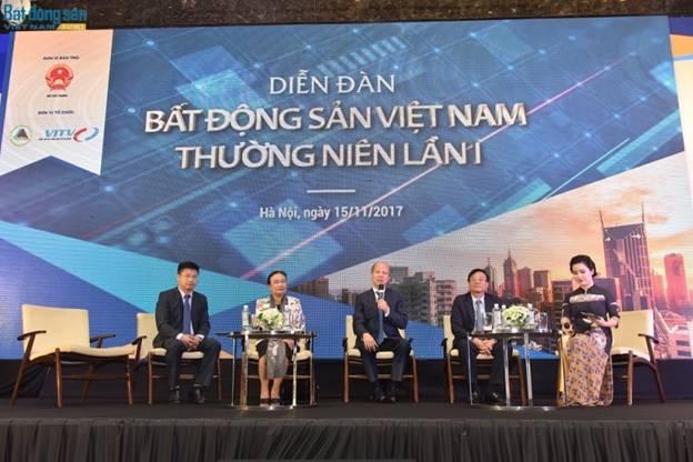 Dự báo thị trường BĐS năm 2018: Kiểm soát và bền vững