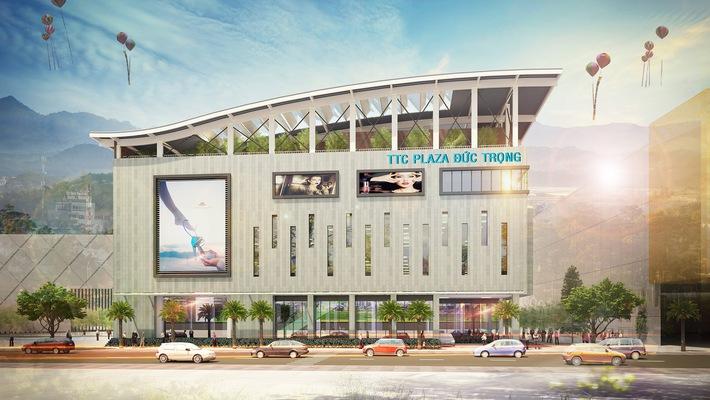 Lâm Đồng sắp có Trung tâm thương mại lớn nhất tỉnh