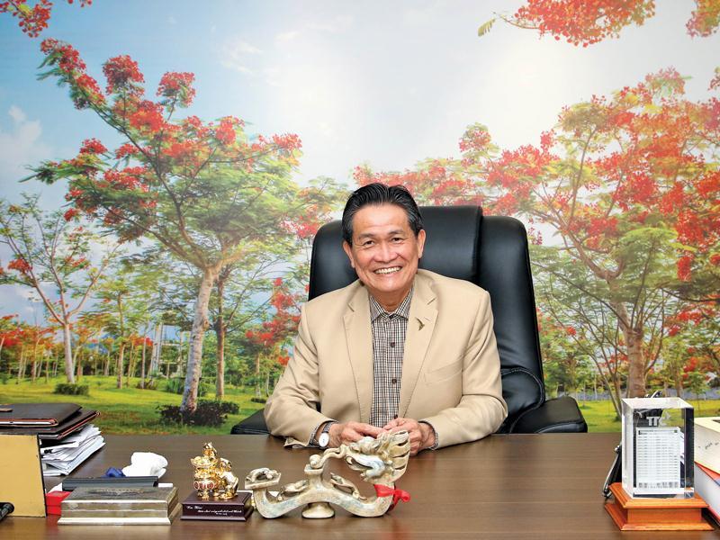 Doanh nhân Đặng Văn Thành: Dấu ấn người tiên phong