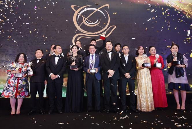 Hơn 10 doanh nhân Việt nhận giải thưởng Enterprise Asia