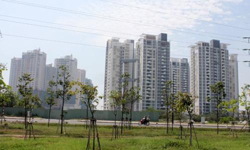 Ba điểm sáng trong bức tranh bất động sản giảm tốc