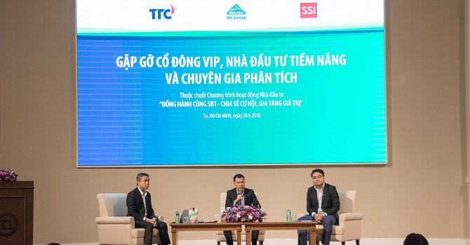 """""""TTC Sugar tích cực tìm nhà đầu tư nước ngoài"""""""
