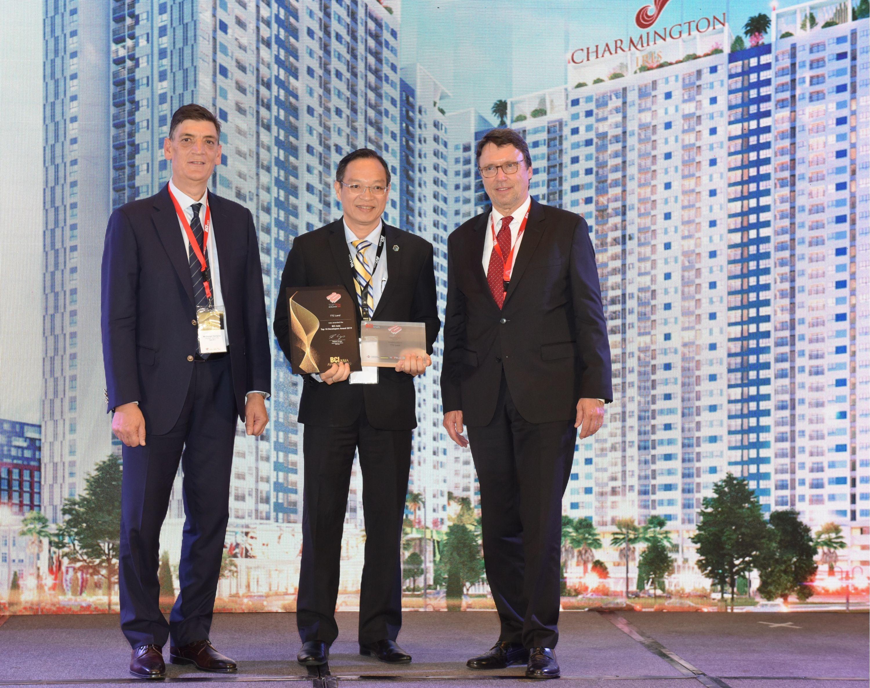"""TTC Land – """"Dấu ấn"""" Top 10 Chủ đầu tư hàng đầu 2019 tại BCI Asia Awards"""