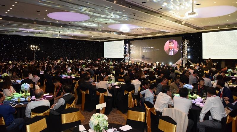 BCI Asia Awards 2019 vinh danh Top 10 Công ty Thiết kế và Chủ đầu tư hàng đầu Việt Nam