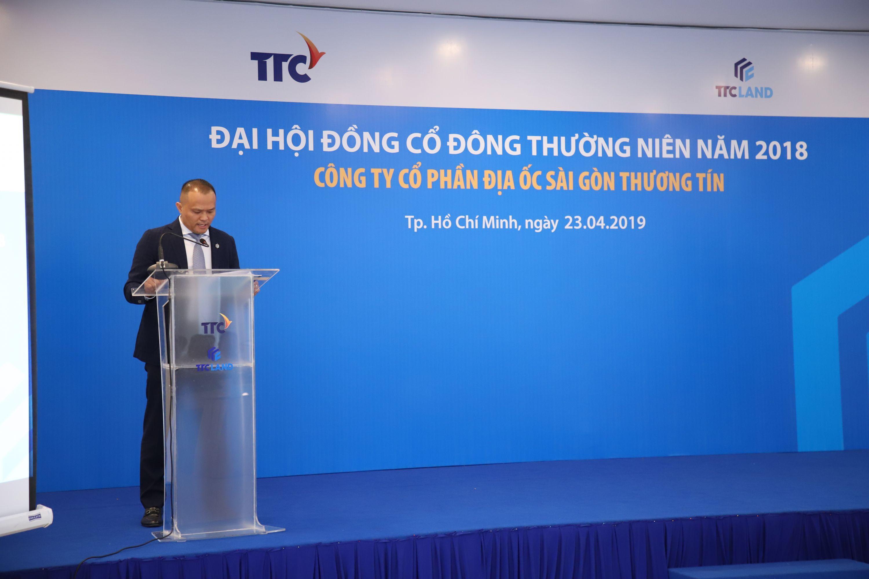 'Hé lộ' triết lý kinh doanh vị thuyền trưởng mới của TTC Land