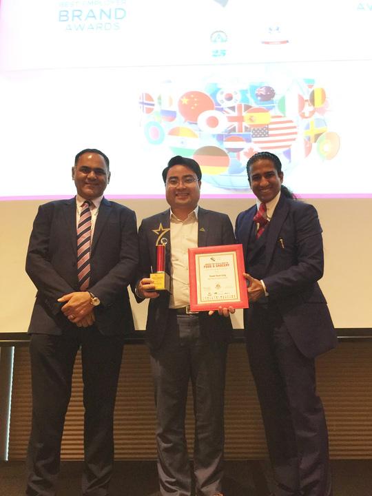 TTC Sugar được vinh danh 2 giải thưởng uy tín châu Á